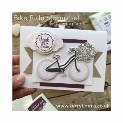 """The gorgeous """"Bike Ride"""" set is coming"""