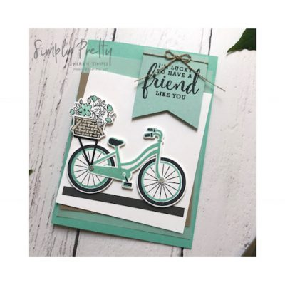 Summer Cycling with the Bike Ride stamps