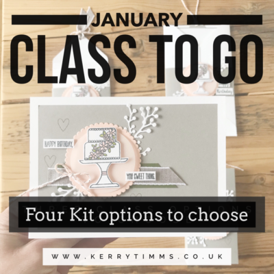 "Introducing my ""Class to Go"" Kits"