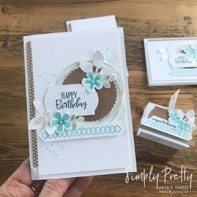 More from Stampin' Up!s Thoughtful Blooms