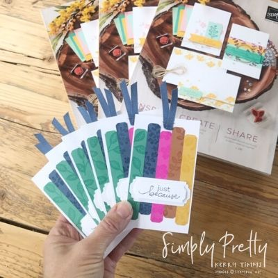 Stampin' Up! releases the NEW 2020/21 Annual Catalogue
