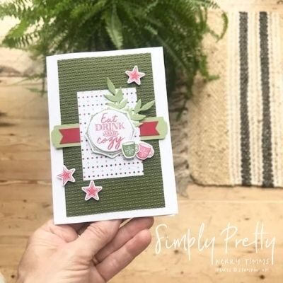 Sending Warm Hugs from Stampin' Up!