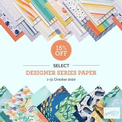 Have you seen our Designer Series Paper Sale?