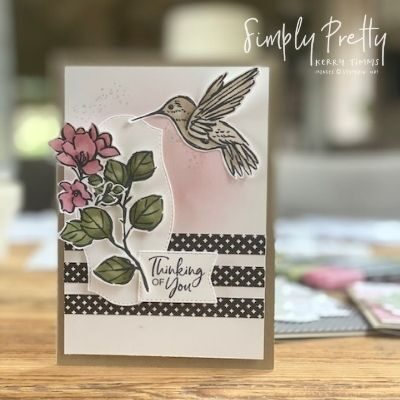 A Touch of Ink Stamps from Stampin' Up!