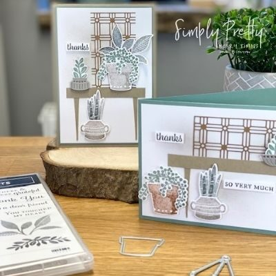Plentiful Plants from Stampin' Up! – Facebook Live Replay