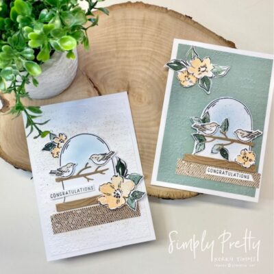 The NEW Classic Cloche Bundle from Stampin' Up!